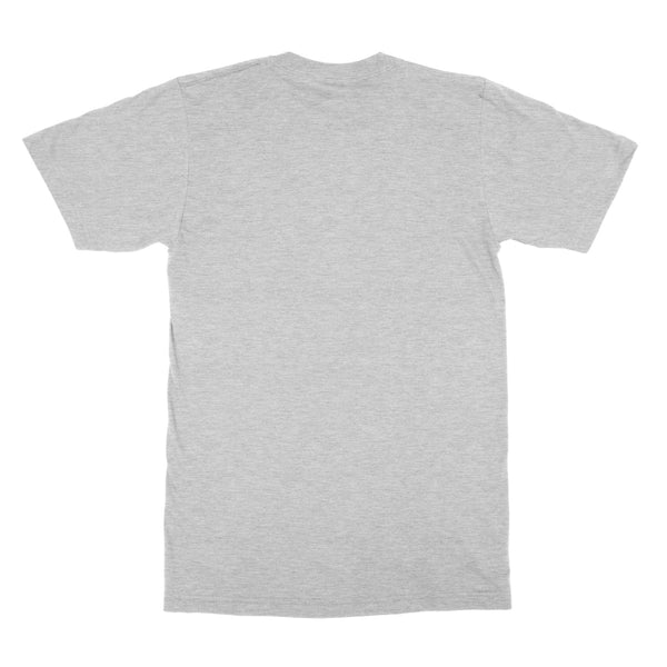 F*ck Bureaucracy: Nomad Johnny Collection  Softstyle T-Shirt