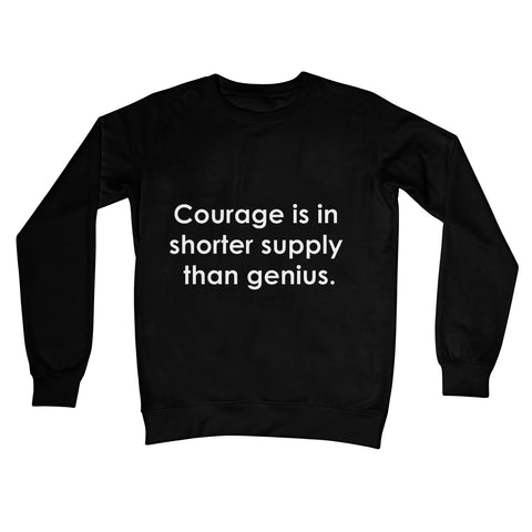 Courage Collection Crew Neck Sweatshirt