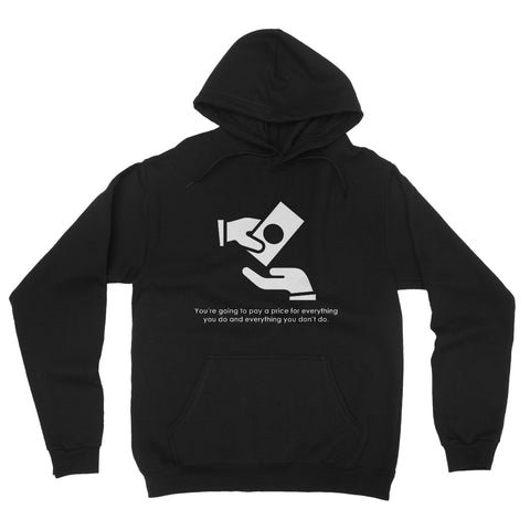 Price Collection Fleece Pullover Hoodie