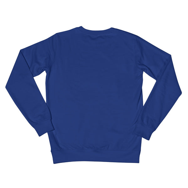 Digital Society Collection  Crew Neck Sweatshirt