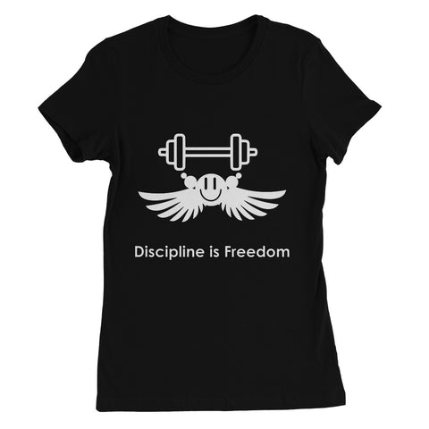 Discipline Is Freedom Collection Women's Favourite T-Shirt