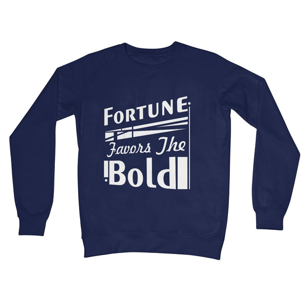 Fortune Collection Crew Neck Sweatshirt
