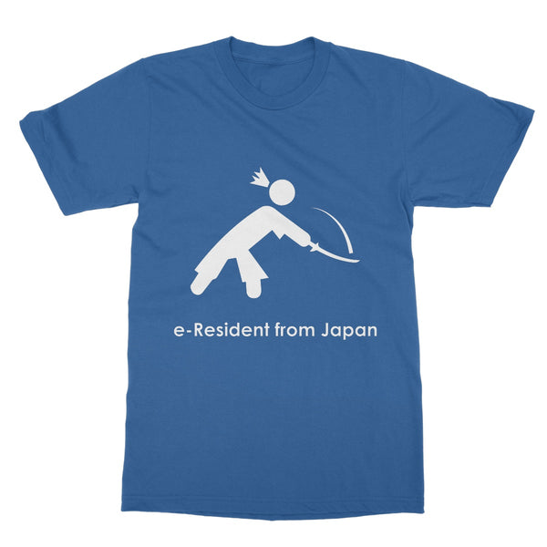 E-Residency Collection: Japan Softstyle T-Shirt