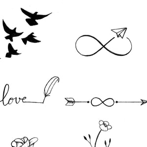 20 sexy minimalist tattoo design for woman
