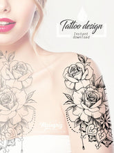 Load image into Gallery viewer, original gift ideas sexy tattoo for woman