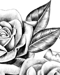 Sexy realistic rose high resolution download