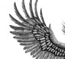 Load image into Gallery viewer, Realistic phoenix design download high resolution download