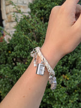 Load image into Gallery viewer, Burberry Charm Bracelet