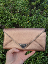 Load image into Gallery viewer, Rebecca Minkoff Leather Wallet