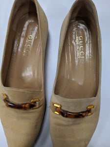 Gucci Flats Size 9 as is