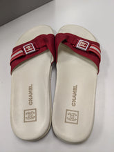 Load image into Gallery viewer, Chanel Sandals Size 8