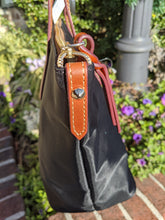 Load image into Gallery viewer, Dooney & Bourke Nylon Eagles Tote