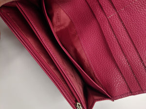 Longchamp Leather Wallet