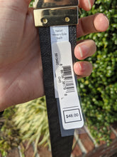 Load image into Gallery viewer, Michael Kors Reversible Belt NWT Size L
