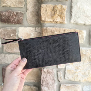 Louis Vuitton Epi Leather Wristlet