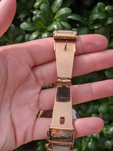 Load image into Gallery viewer, Michael Kors Pink and Gold Watch