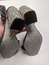 Load image into Gallery viewer, J. Crew Holiday Heels Size 5