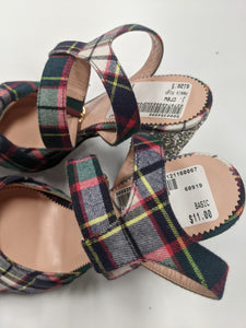 J. Crew Holiday Heels Size 5
