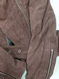 UGG Suede Jacket Size XS (0 2)
