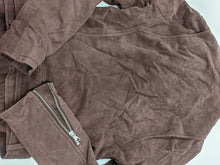 Load image into Gallery viewer, UGG Suede Jacket Size XS (0 2)