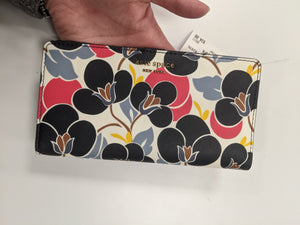 Kate Spade Floral Leather Wallet