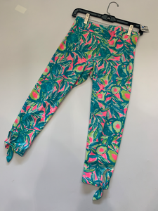 Lilly Pulitzer Athletic Pants Size Kids XL (12-14)