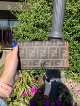 Load image into Gallery viewer, Fendi Leather Wallet