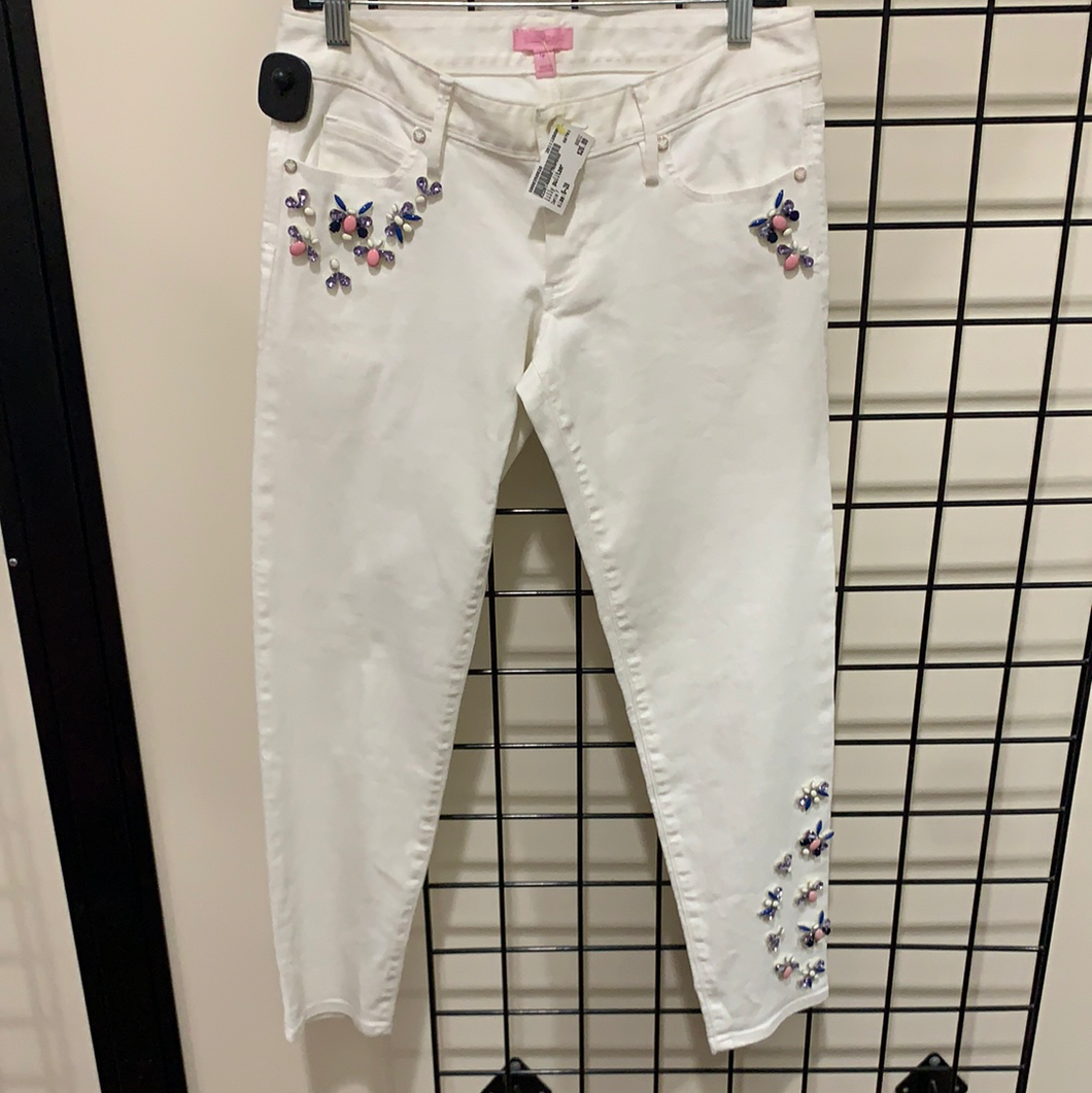 Lilly Pulitzer Denim Size 6 (28)