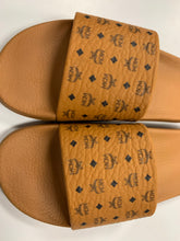 Load image into Gallery viewer, MCM Slides Men's Size 10