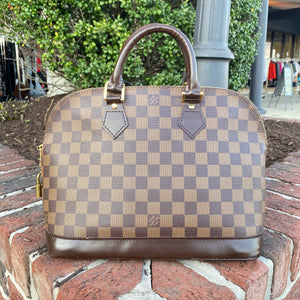 Louis Vuitton Alma PM Damier Ebene