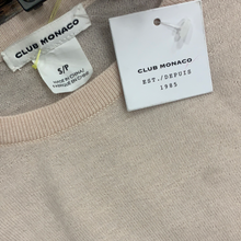 Load image into Gallery viewer, Club Monaco Long Sleeve Size S (4 6)