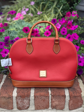 Load image into Gallery viewer, Dooney & Bourke Leather Handbag