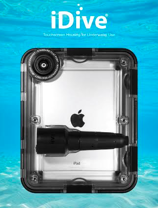 "iDive housing for iPad Air 2 and iPad Pro 9.7"" warranty repair"