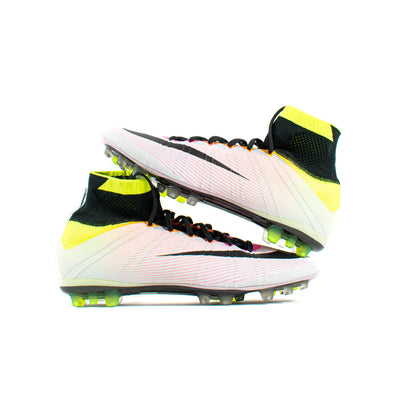 Nike Mercurial Vapor Superfly IV AG - Classic Soccer Cleats