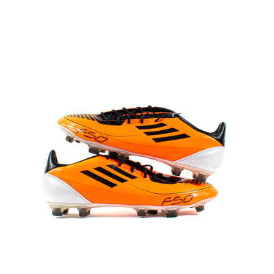 Adidas F30 Orange Black - Classic Soccer Cleats