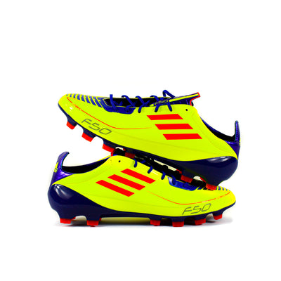 Adidas F50 Adizero Electricity HG - Classic Soccer Cleats