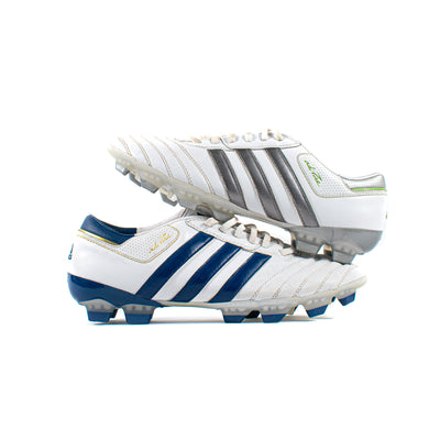Adidas Adipure III White Sample FG - Classic Soccer Cleats