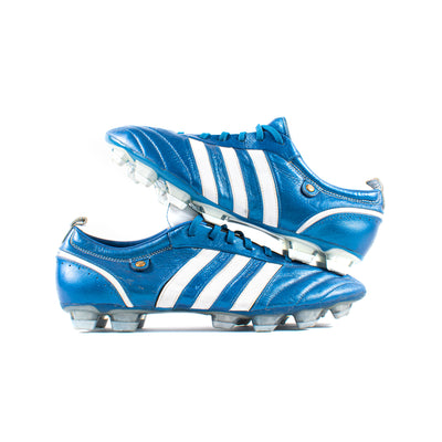 Adidas Adipure I Blue Sample FG - Classic Soccer Cleats