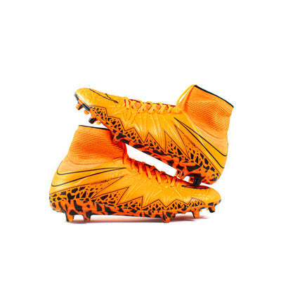 Nike Hypervenom Phantom II Orange FG - Classic Soccer Cleats