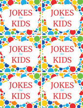 Load image into Gallery viewer, 36 Printable Joke Cards for Kids (Questions & Answers)