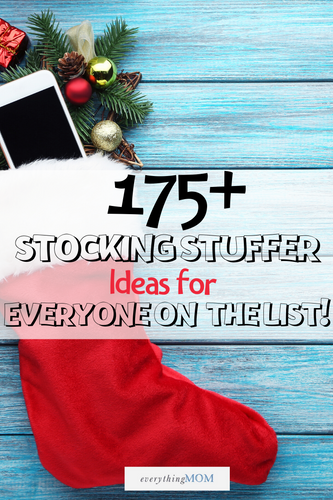 175+ Stocking Stuffer Ideas Printable ($1)