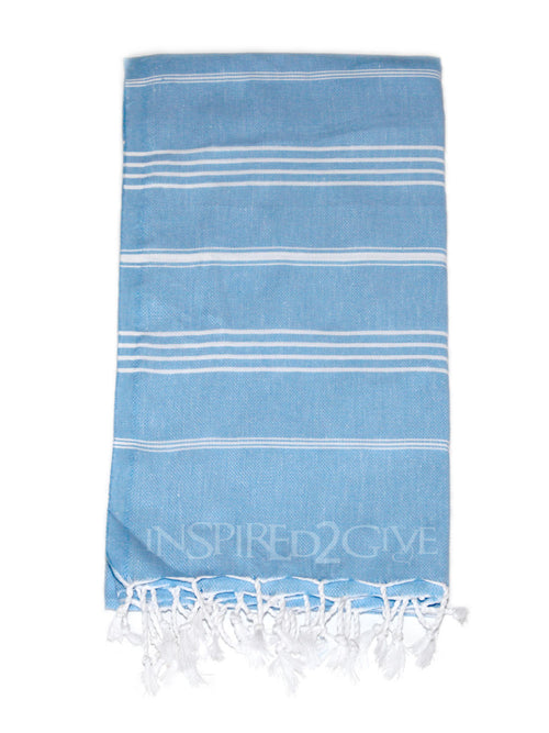 Cornflower Towel