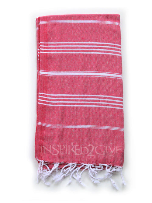 Fuschia Towel