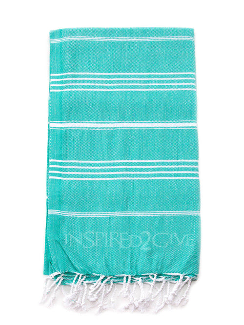 Whitsunday Turkish Towel - Inspired2Give.com.au