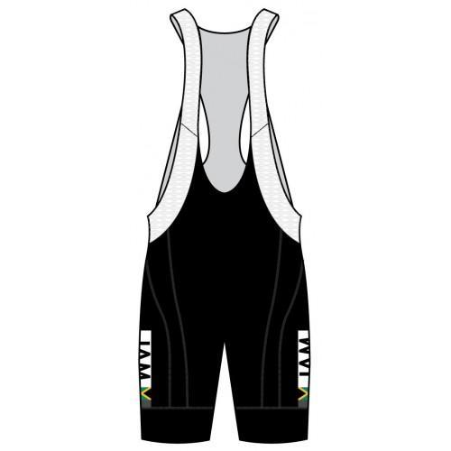 Jamaica Tech Cycling Bib Shorts