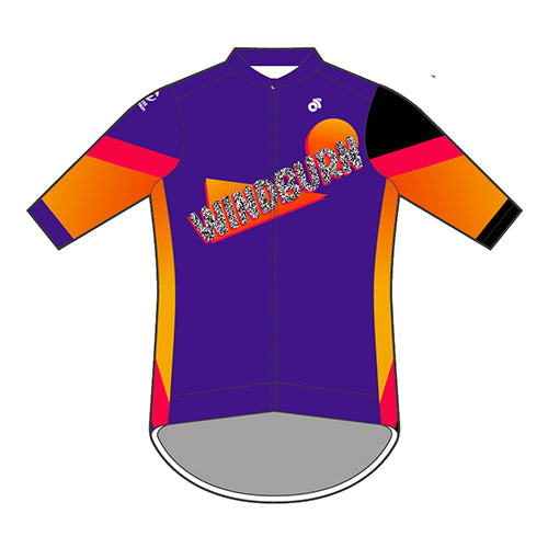 Windburn 90's Apex+ jersey (Purple)