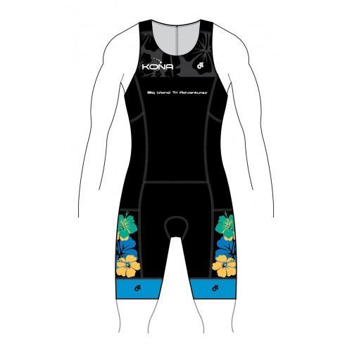 Big Island Triathlon Adventures Tech Tri Suit