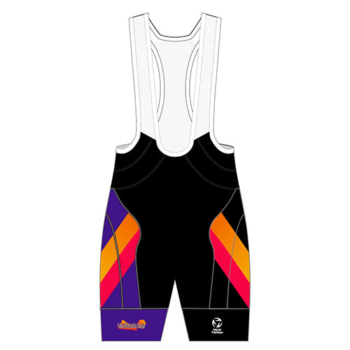 Windburn 90's Apex Bibs (Purple)