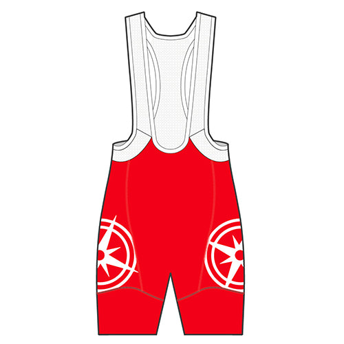 ANE Performance Bib Shorts (RED)