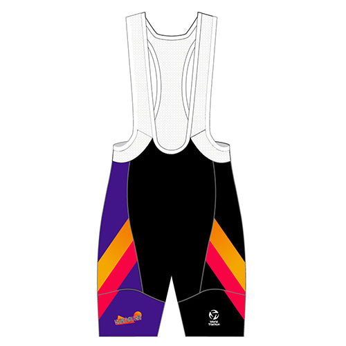 Windburn 90's Performance Bibs (Purple)